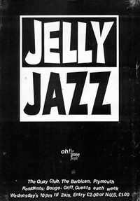 Jelly Jazz flyer